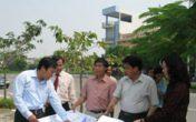 Lãnh đạo tỉnh và TP.Hải Dương kiểm tra tiến độ thực hiện dự án của Tập đoàn Nam Cường.