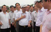 Chủ tịch UBND TP Hà Nội Nguyễn Thế Thảo đã trực tiếp xuống kiểm tra tiến độ dự án đường Lê Văn Lương kéo dài (26/06/2010)