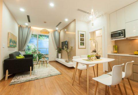 Nội thất cao cấp và tiện nghi của Anland giúp khách hàng giảm chi phí mua sắm khi nhận căn hộ mới