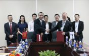 Nam Cuong Corporation and EGO Group signed the MoU on March 21st, 2017