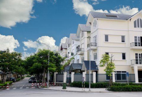 Biệt thự đơn lập An Khang Villa có thiết kế hiện đại, tinh tế