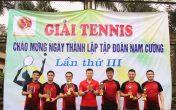 """CLB Tennis là nơi quy tụ những tay vợt """"anh tài"""" của Tập đoàn"""