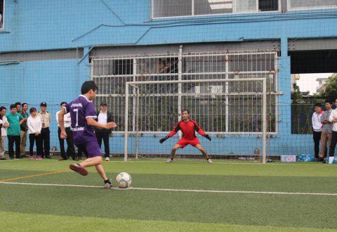 CLB bóng đá là nơi gặp mặt, gắn kết giữa các thành viên Nam Cường và nơi thúc đẩy hợp tác, giao lưu với đối tác uy tín