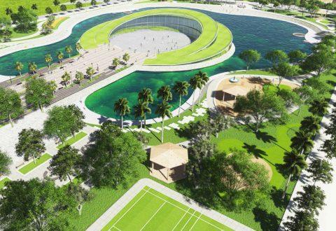 Công viên Hồ Âm Nhạc