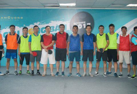 Các cặp tay vợt ở bảng C và bảng D tham gia thi đấu ngày thứ 2 của vòng loại