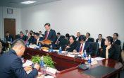 Ông Đào Tiến Dũng – Chánh văn phòng HĐQT Tập đoàn Nam Cường tuyên bố Quyết định bổ nhiệm hai Phó Tổng Giám đốc mới