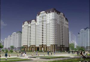 Khu Chung cư cao cấp CT3 - Hoàng Quốc Việt Residentials