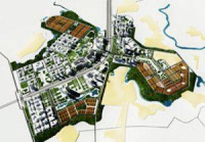 Thach Phuc new urban area